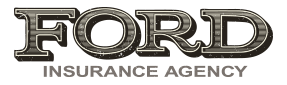 Ford Agency Insurance & Real Estate Logo